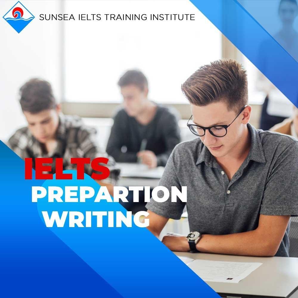 IELTS Preparation Writing